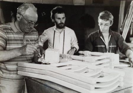 Poitoux création depuis 1948