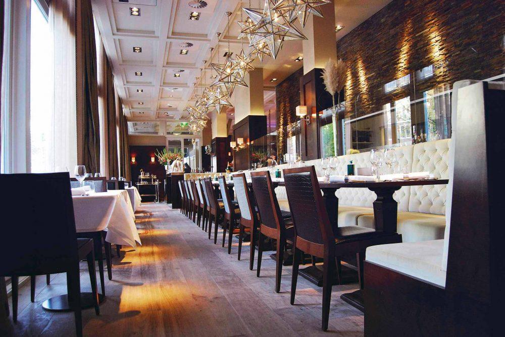 Mobilier professionnel pour les restaurants