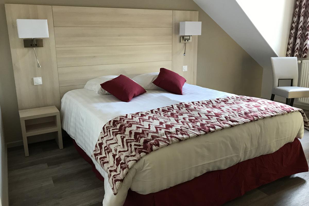 Mobilier hôtel chambre COMO