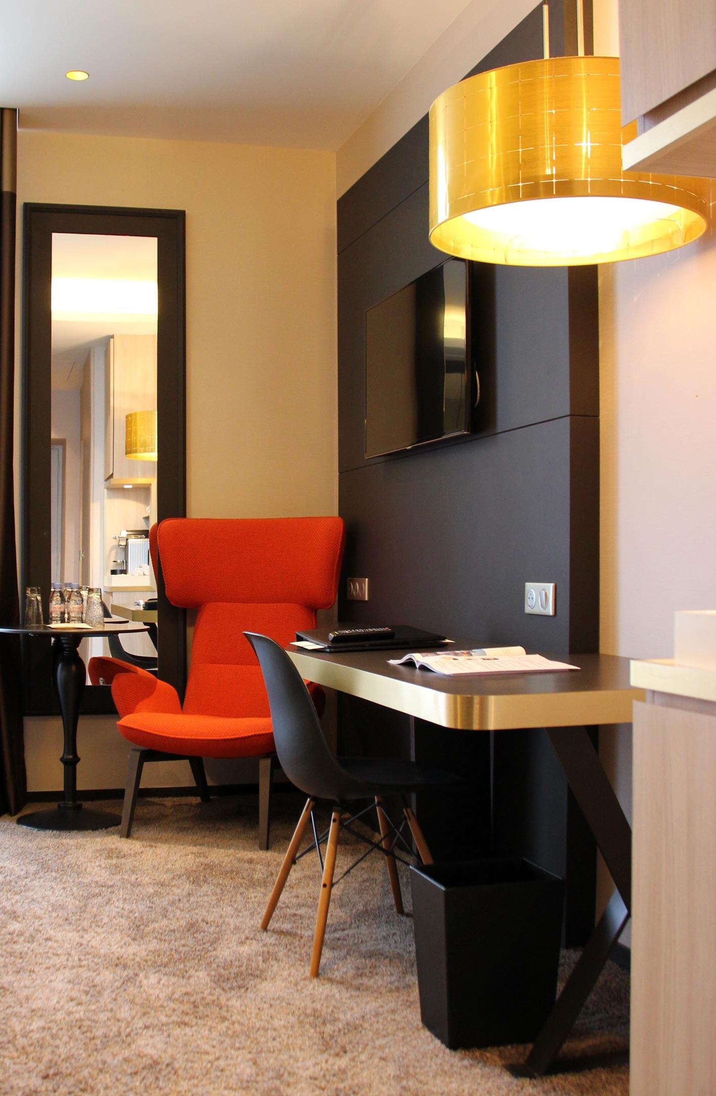 Réalisation Grand hôtel de la Cloche - Dijon