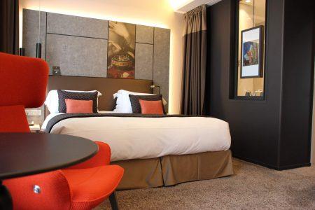 Agencer une chambre d'hôtel
