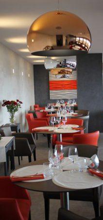 Salle de restaurant à Evian