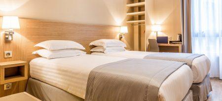 Mobilier hôtel sur Paris